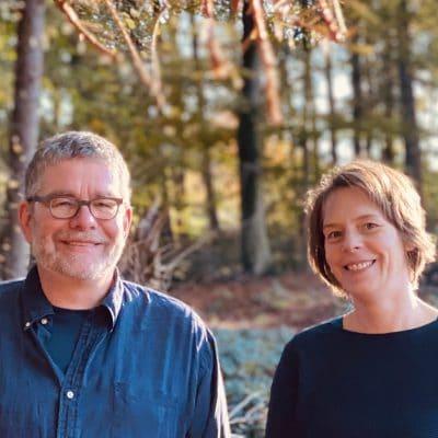Lutz Meyer und Nicole Hein