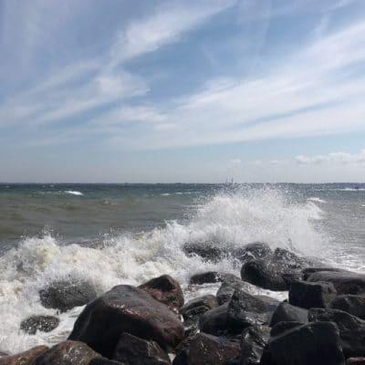 Das Meer als Symbolbild